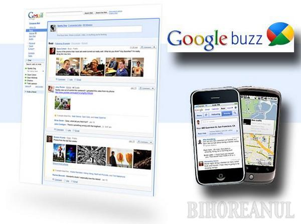 Google dă Buzz