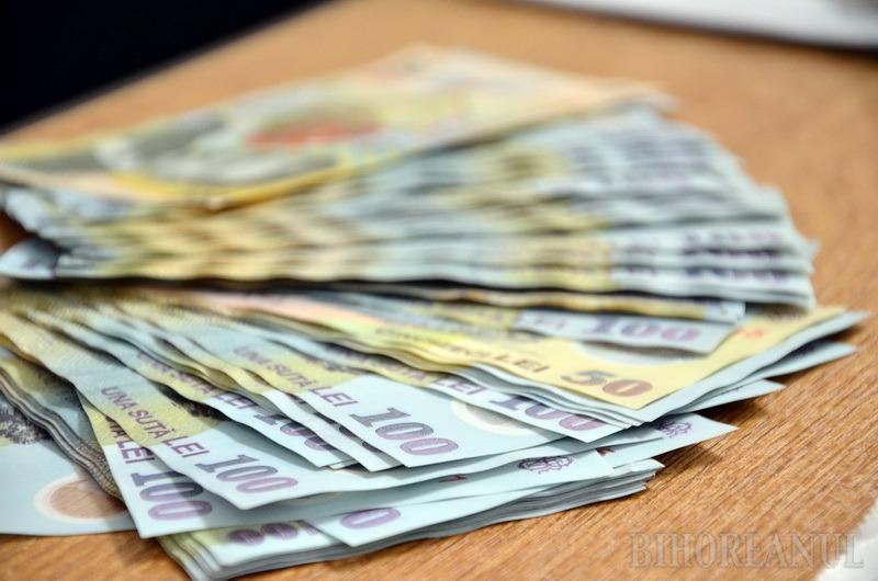 Cu un salariu mediu net de 2.394 lei lunar, bihorenii sunt printre cei mai prost plătiţi din ţară
