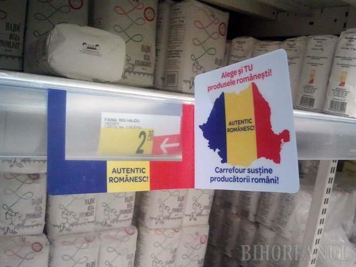 Liszt românesc: Ce produs neaoş vinde Carrefour