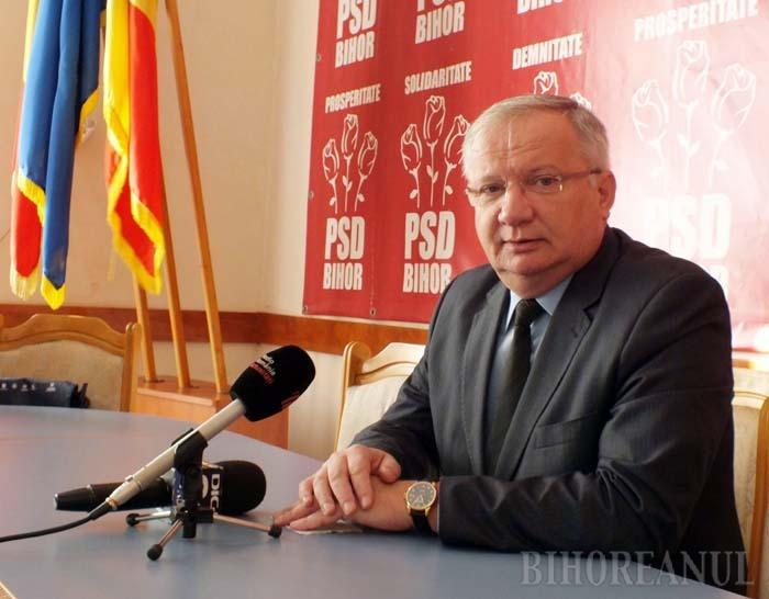 Surpriza lui Mang: Candidatul PSD Bihor la Primăria Sînmartin este un fost liberal