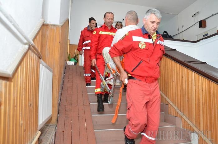 Bolile l-au salvat: Prodecanul de la Medicină a fost arestat la domiciliu (FOTO)