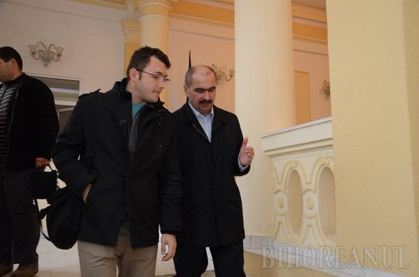 """Bolojan, referitor la candidatura lui Matei: """"Orădenii vor vota pentru proiectele oraşului, nu împotriva lor"""" (FOTO)"""