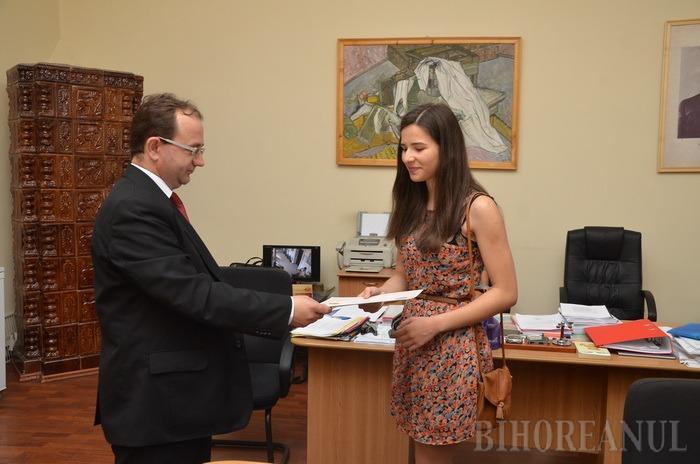 Zeciştii Bihorului, premiaţi cu câte 2.000 de lei (FOTO)