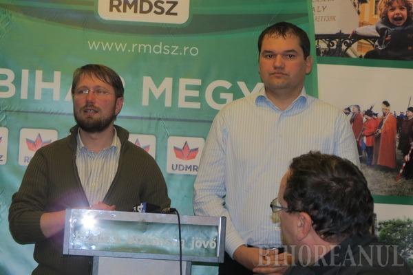 Szabo Odon dă vina pe PPMT-işti pentru rezultatul slab al UDMR (FOTO)