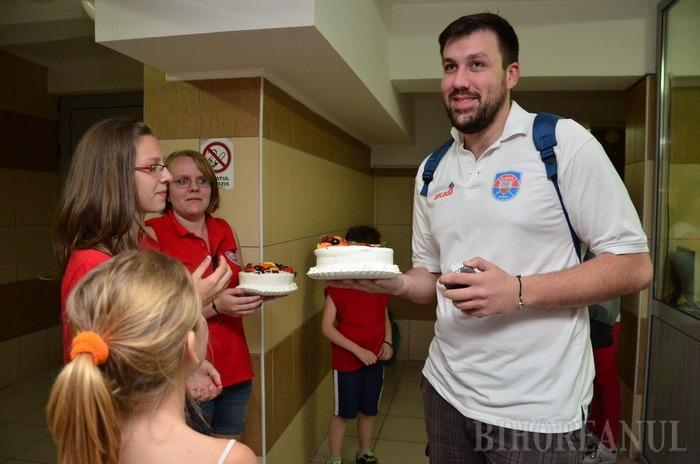CSM Oradea a pierdut meciul 3 cu Asesoft. Achim: Nu am jucat un baschet decent (FOTO/VIDEO)