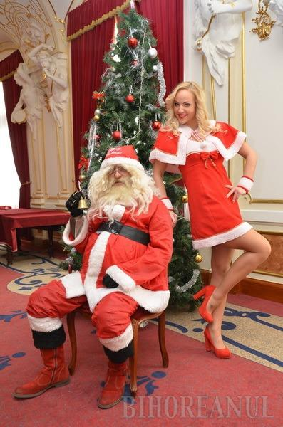Crăciuniţa cuminţită (FOTO)