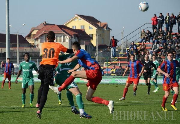 Luceafărul a încheiat la egalitate, scor 1-1, cu Damila (FOTO)