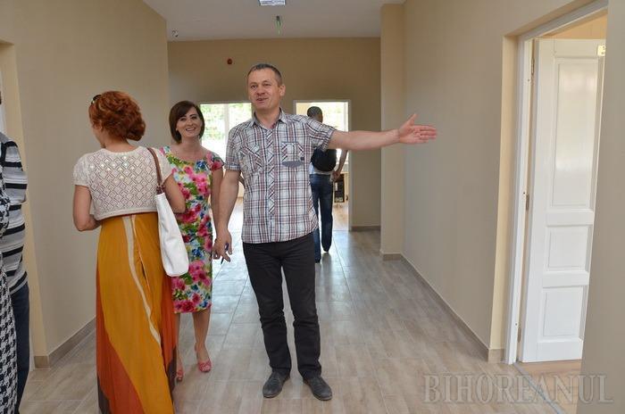 Să vină locatarii! Primăria a finalizat lucrările la centrul social din Episcopia (FOTO)