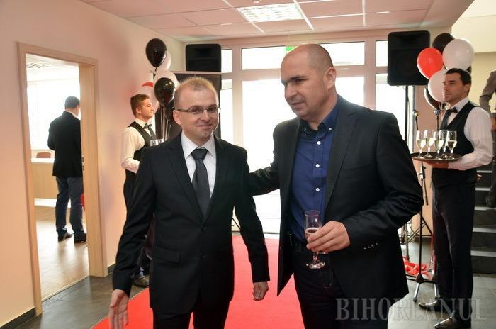 Producătorul pantofilor Bugatti şi-a inaugurat clădirea din parcul industrial (FOTO)