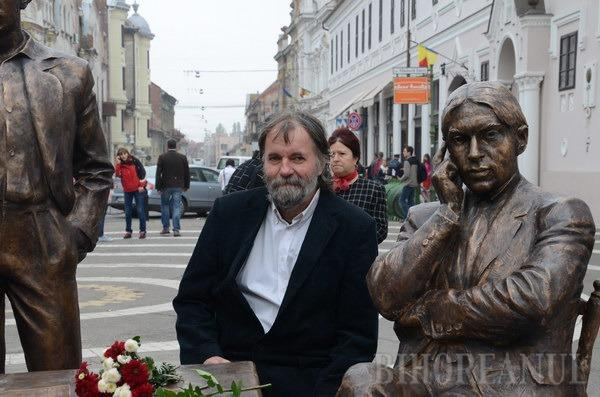 Primarul Bolojan şi fosta viceprimăriţă Rozalia Biro s-au aşezat primii între poeţii maghiari (FOTO)