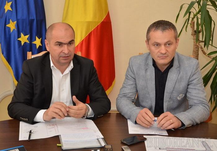 Primarul Ilie Bolojan nu mai este preşedintele PNL Oradea, noul şef al liberalilor orădeni e viceprimarul Mircea Mălan