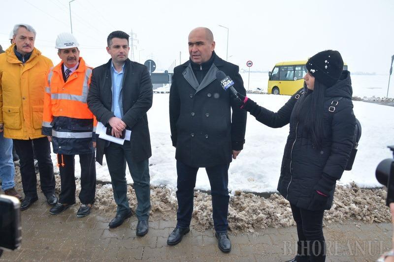 Cu susu-n jos: Reprezentanții Asociației Sântandrei Metropolitan Area îi cer lui Bolojan să-i bage în TransRegio ca să profite de OTL