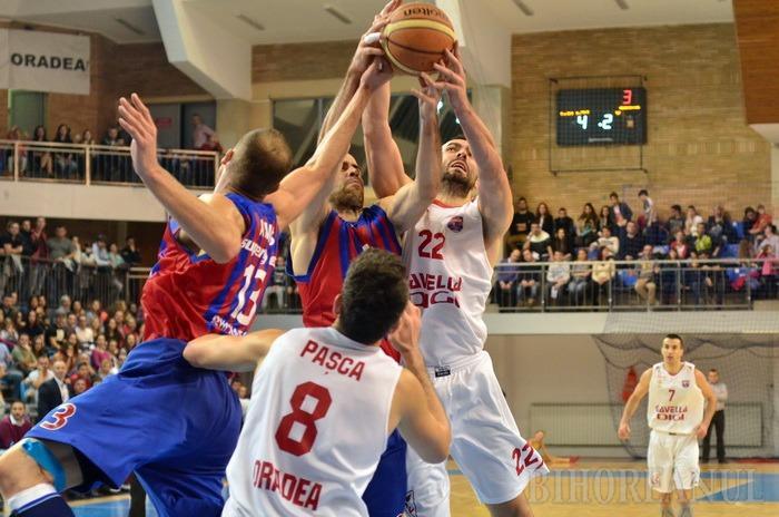 Primul joc din noul an: CSM CSU Oradea primeşte replica Stelei CSM EximBank Bucureşti, în sferturile Cupei României