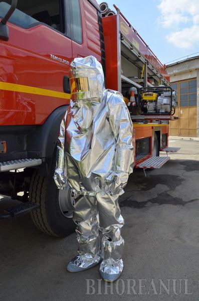 ISU are maşină de intervenţii în caz de accidente nucleare (FOTO)