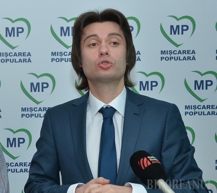 Mişcarea Populară îl acuză pe Cornel Popa că face campanie pentru ALDE