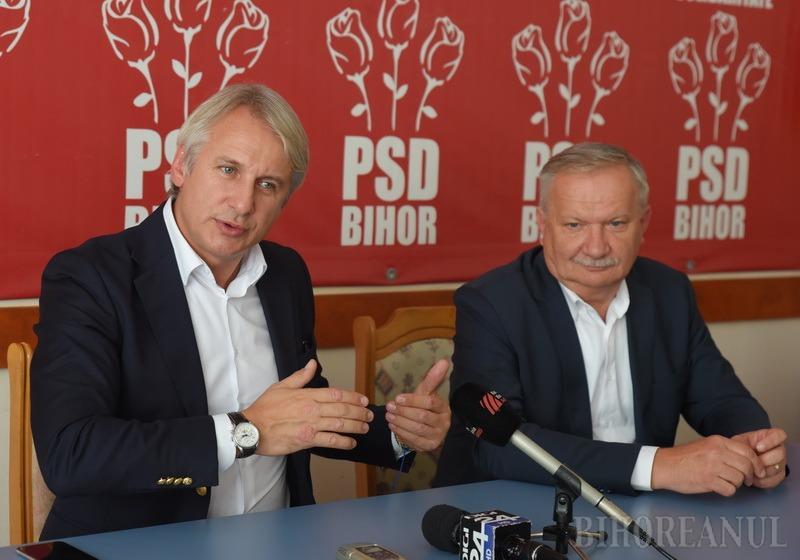 """Aflat la Oradea în campanie, ministrul Teodorovici a ocolit sediul Finanţelor Bihor, preferând întâlniri """"securizate"""", la care BIHOREANUL să nu timoreze"""