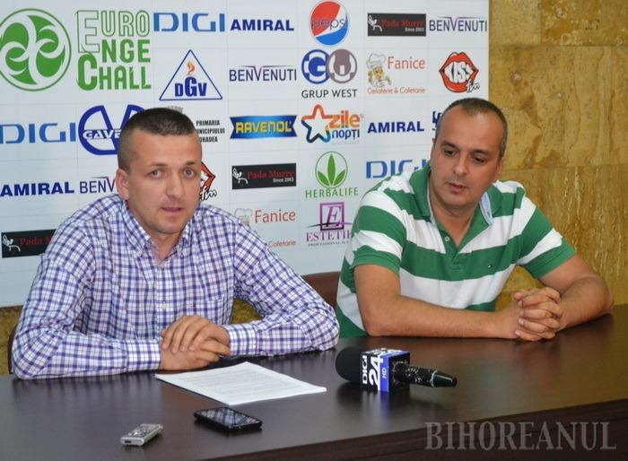 """CSM Oradea crede că poate """"tranşa"""" finala pe teren propriu. Cu un arbitraj corect..."""