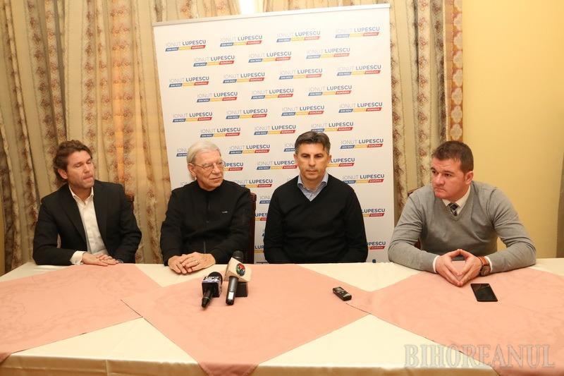Ionuţ Lupescu, despre campania pentru FRF: Burleanu încearcă să mă discrediteze ca să acopere lipsa rezultatelor