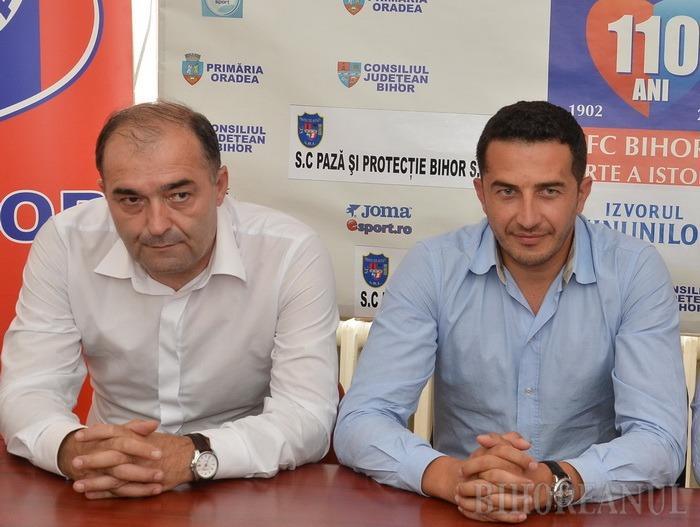 Fodor, după ce Giurgiu l-a acuzat de însuşirea unor bani de la FC Bihor: aşa-zisul finanţator a băgat în club doar 12.500 lei!
