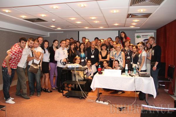 Studenţii medicinişti cercetători din Oradea, apreciaţi la nivel naţional