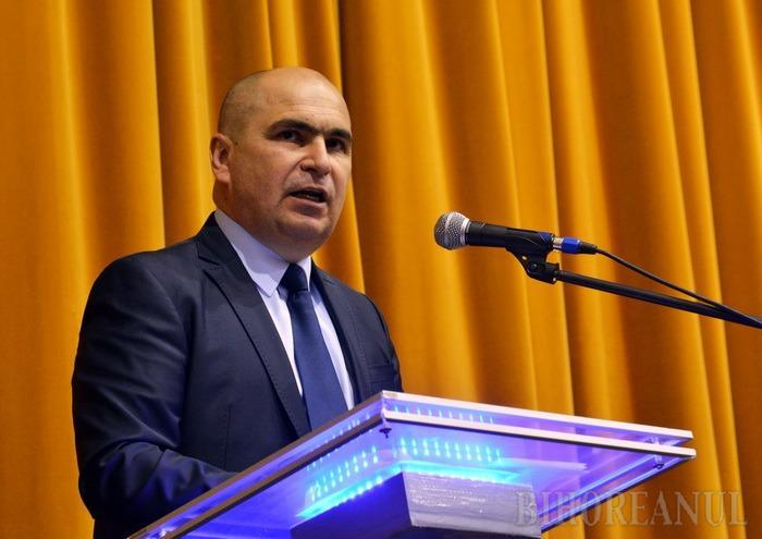 Ilie Bolojan şi-a depus candidatura pentru funcţia de prim-vicepreşedinte PNL