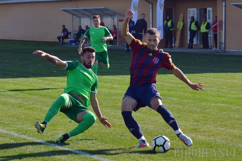 Luceafărul s-a revanșat: 4-1, sâmbătă, acasă cu CS Balotești! (FOTO)