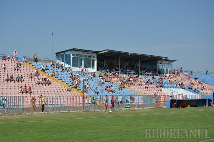Surpriză! Luceafărul Oradea a remizat doar, cu 1-1, în jocul de acasă cu Sportul Snagov, din prima etapă a Ligii a II-a (FOTO)