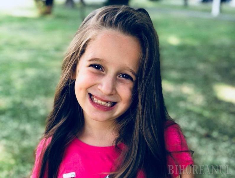 Uniți pentru Maria: o fetiță de 8 ani din Oradea, diagnosticată cu o boală gravă, are nevoie de ajutor!
