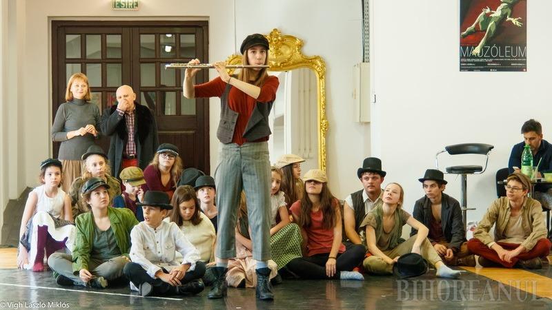 """Premieră la teatrul Szigligeti: se va pune în scenă celebrul musical """"Oliver!"""""""