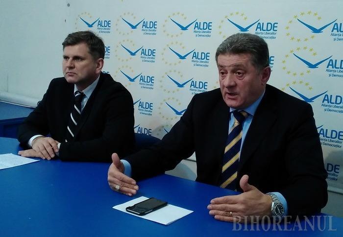 Octavian Bara de la ALDE îşi critică partenerul din PSD Bihor: Ioan Mang a fugit de lupta pentru Primăria Oradea