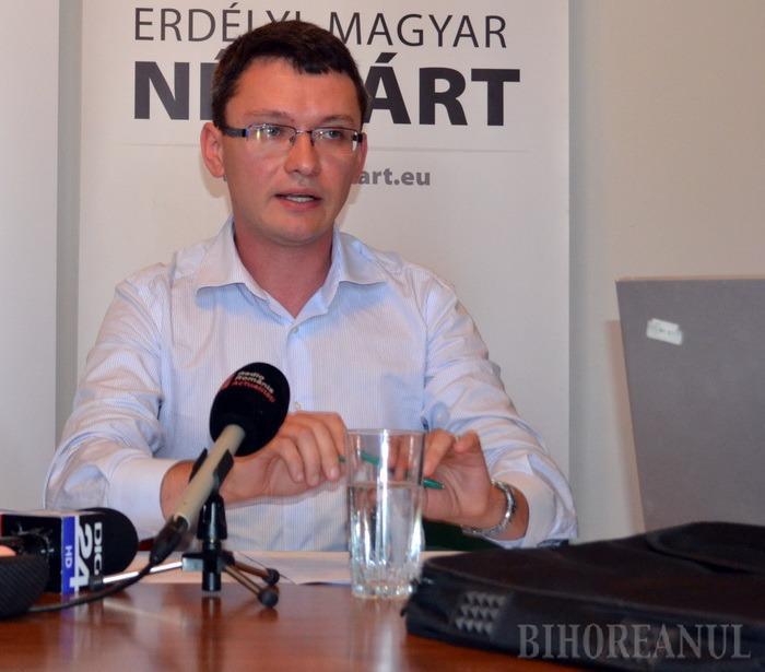 """PPMT Bihor: Disputa senatorului Cristian Bodea cu UDMR este """"o şmecherie politică"""""""