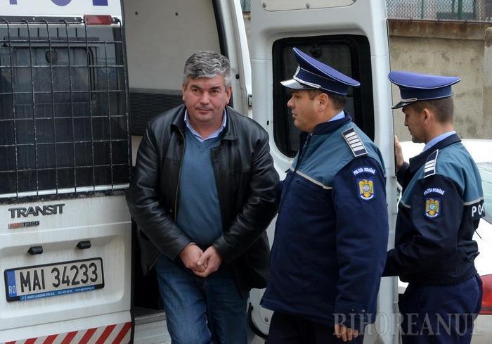 Primarul comunei Budureasa, Radu Olea, a fost arestat pentru 30 de zile