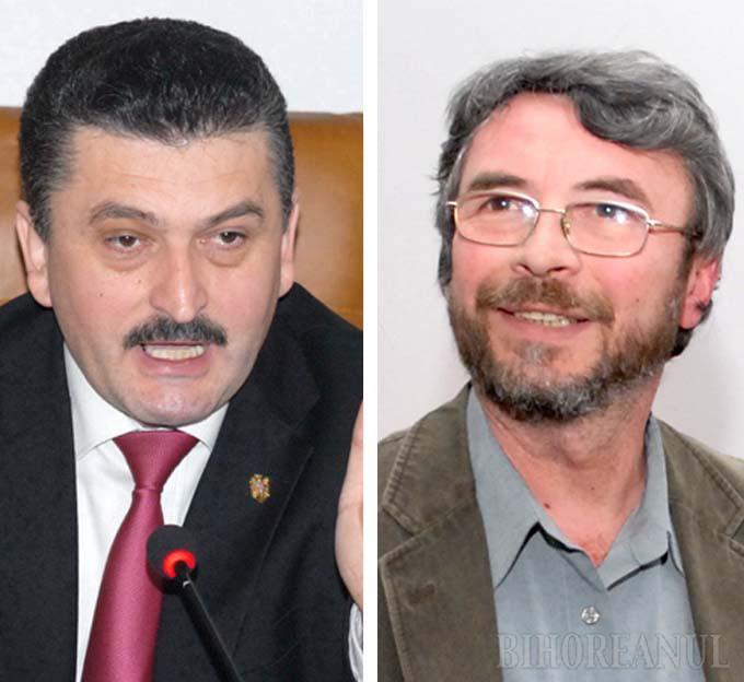 Radu Ţîrle: Deşi a câştigat procesul, Ştef a deturnat fondurile Bibliotecii