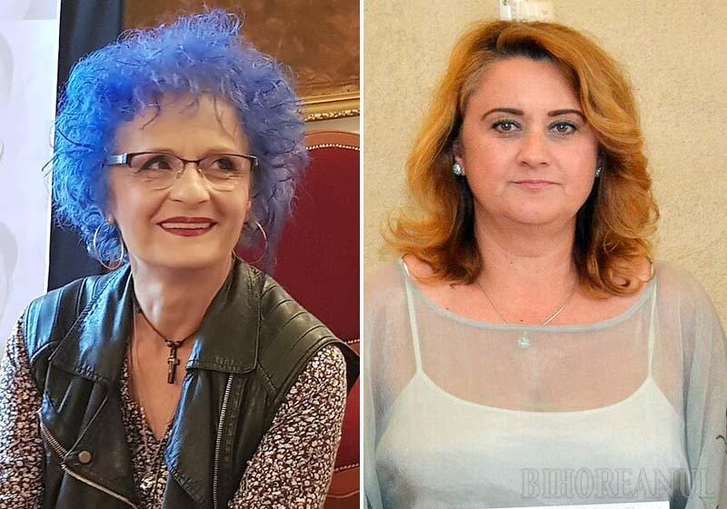 Angela nu cântă la Vioară: Şefa Muzeului oraşului Oradea, luată în colimator de preşedinta Uniunii Artiştilor Plastici