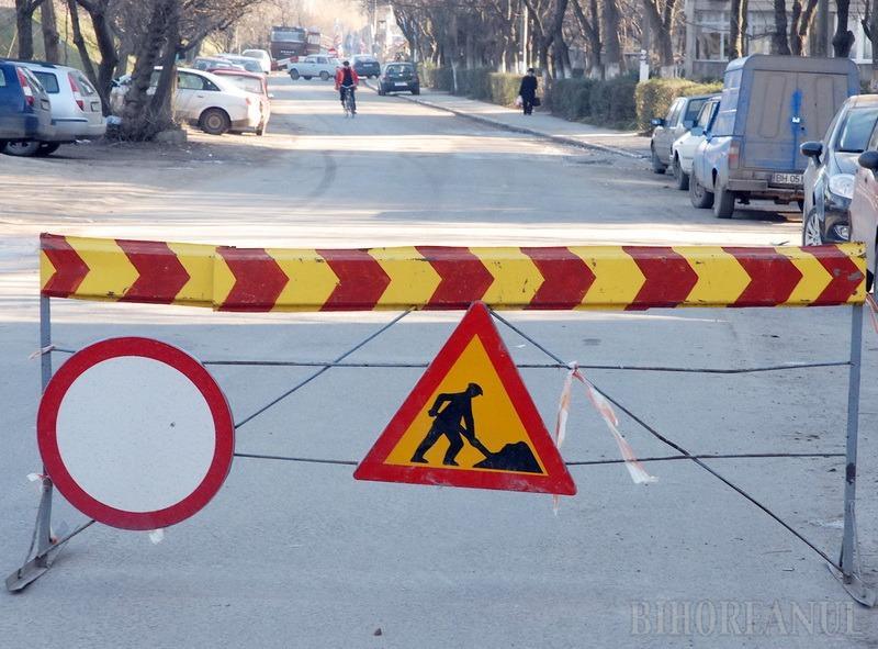 Restricţii de circulaţie. Străzile Braşovului şi Ady Endre vor fi închise pentru câte o zi