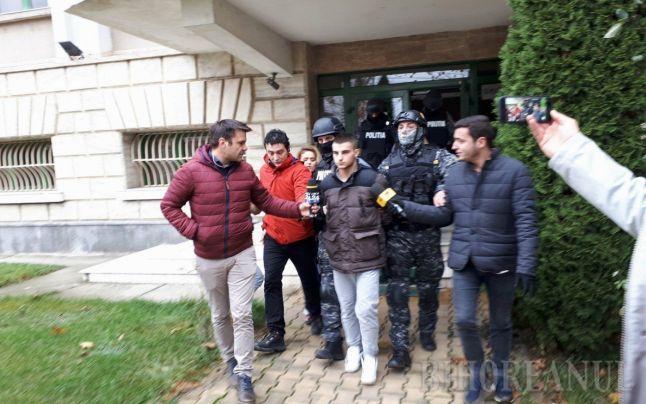 Unul dintre suspecţii îngrozitoarei crime (sursa foto: www.adevarul.ro)