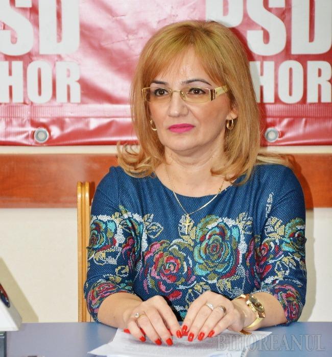 Adelina Coste: Orădeanul este contracandidatul lui Ilie Bolojan