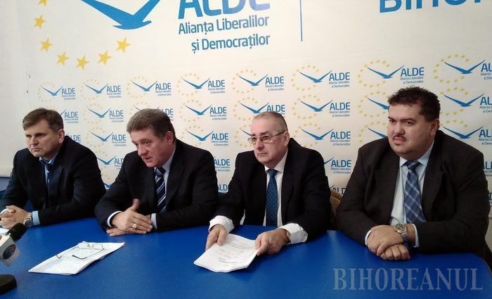 ALDE l-a transferat pe Ovidiu Dăescu şi speră să câştige Primăria Beiuş