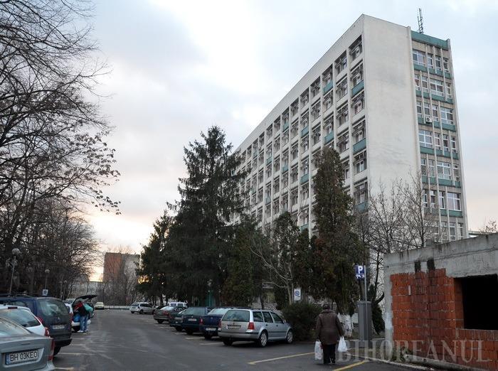 Proiect ambiţios! Bloc ANL pentru medicii rezidenţi în curtea spitalului Gavril Curteanu