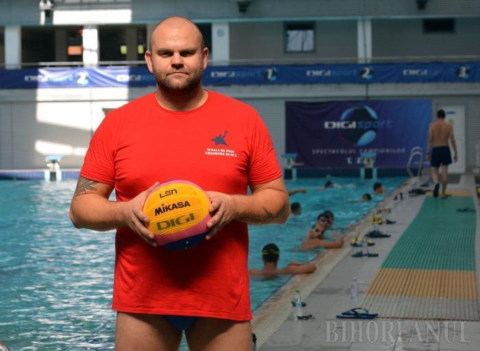 Marginalizat la Oradea, dorit în Turcia: Gheorghe Dunca va antrena Yuzme Istanbul, eterna rivală a Galatasaray-ului
