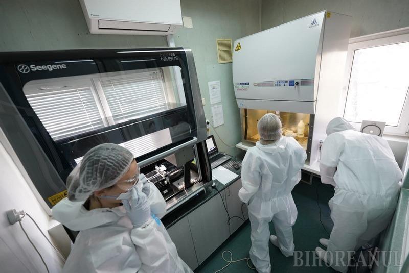 Testarea pentru coronavirus continuă la Oradea: De miercuri sunt verificate şi cadre medico-sanitare