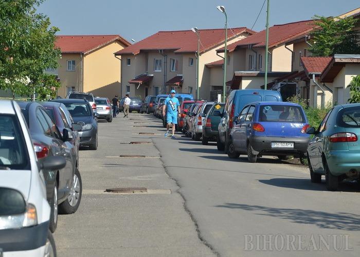 Încep lucrările! Trei străzi din cartierul Europa vor fi asfaltate