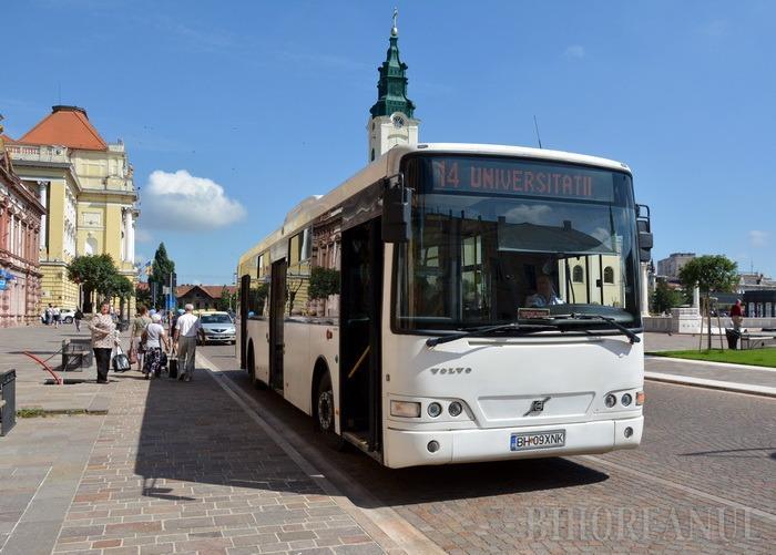 Turul Ciclist al Bihorului deviază traseele a cinci linii de autobuz din Oradea