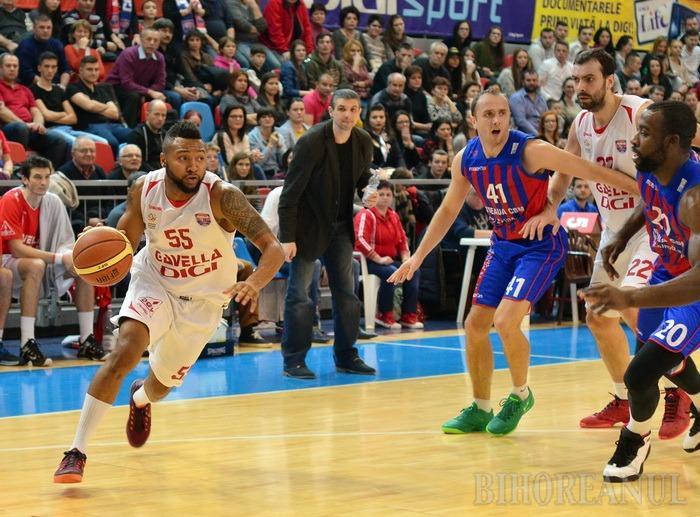 CSM CSU Oradea luptă sâmbătă seară, la Bucureşti, pentru calificarea în semifinalele Cupei României