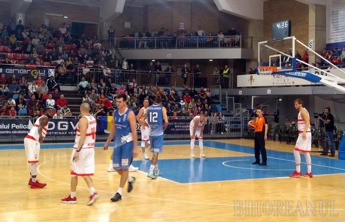 Victorie clară pentru CSM CSU Oradea în disputa cu SCM U Craiova: 99-74! (FOTO)