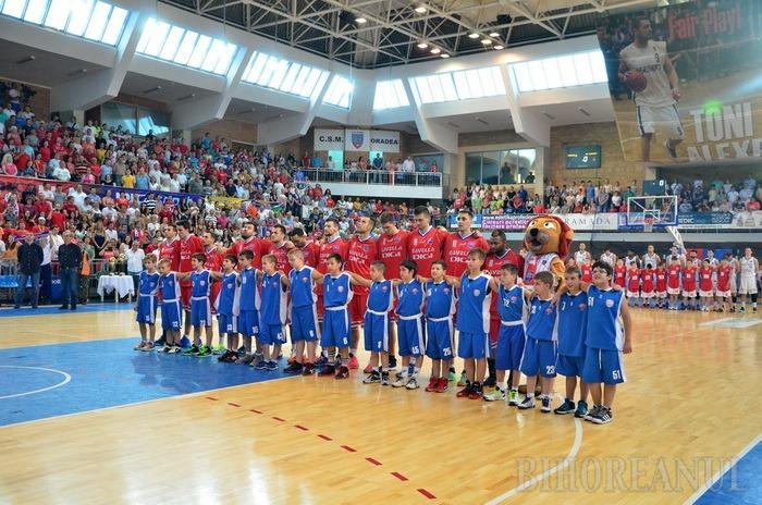 CSM Oradea s-a înscris în FIBA EuroChallenge. Daniel Popescu - primul baschetbalist care și-a prelungit contractul cu 2 ani