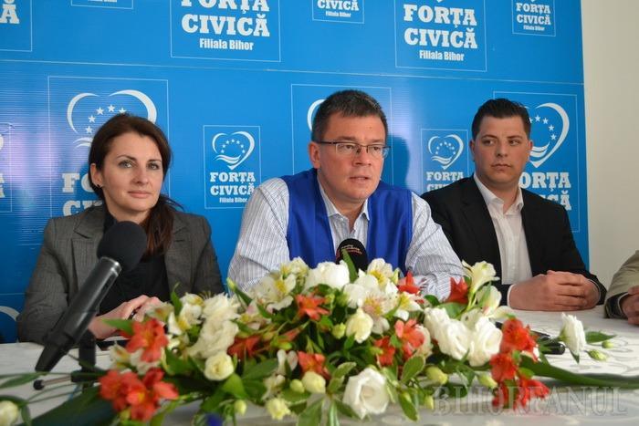 MRU îşi face campanie în Bihor, nu şi în Oradea (FOTO)