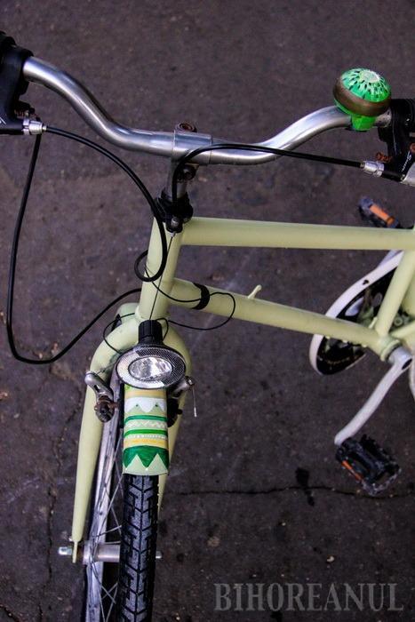 """Oradea """"bicicleşte"""" cu trei biciclete restaurate (FOTO)"""