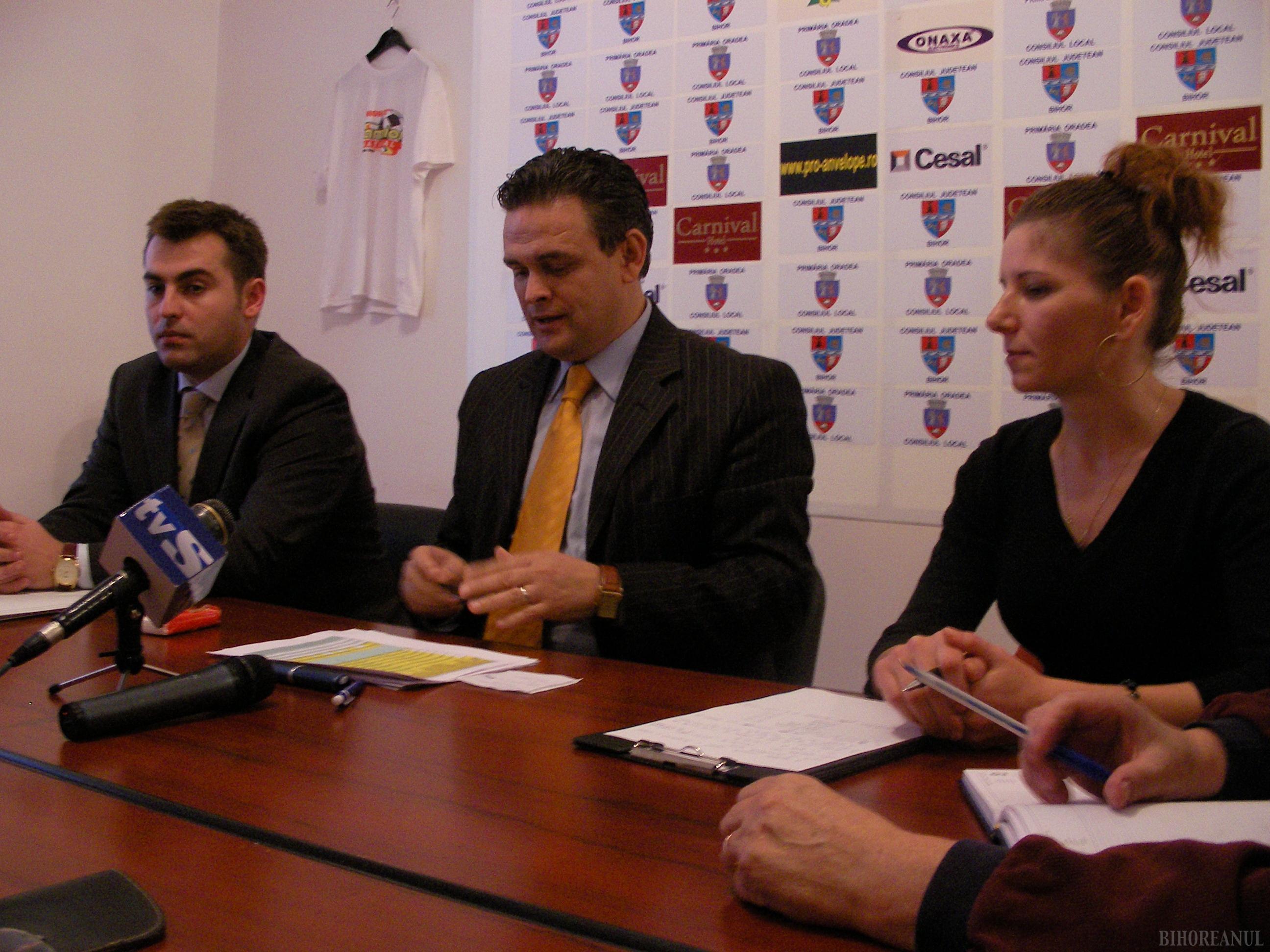 FC Bihor riscă falimentul