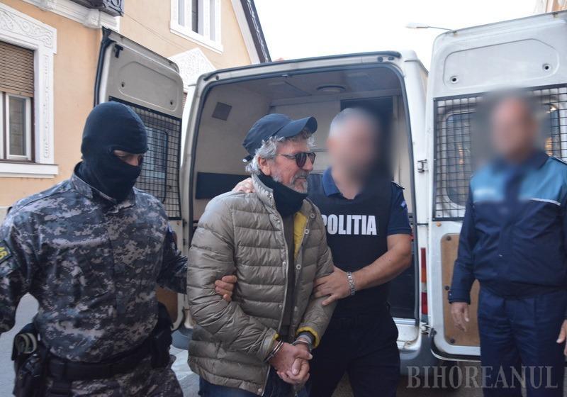 Mafiotul italian Vito Bigione, capturat la Oradea, a fost extrădat și predat carabinierilor